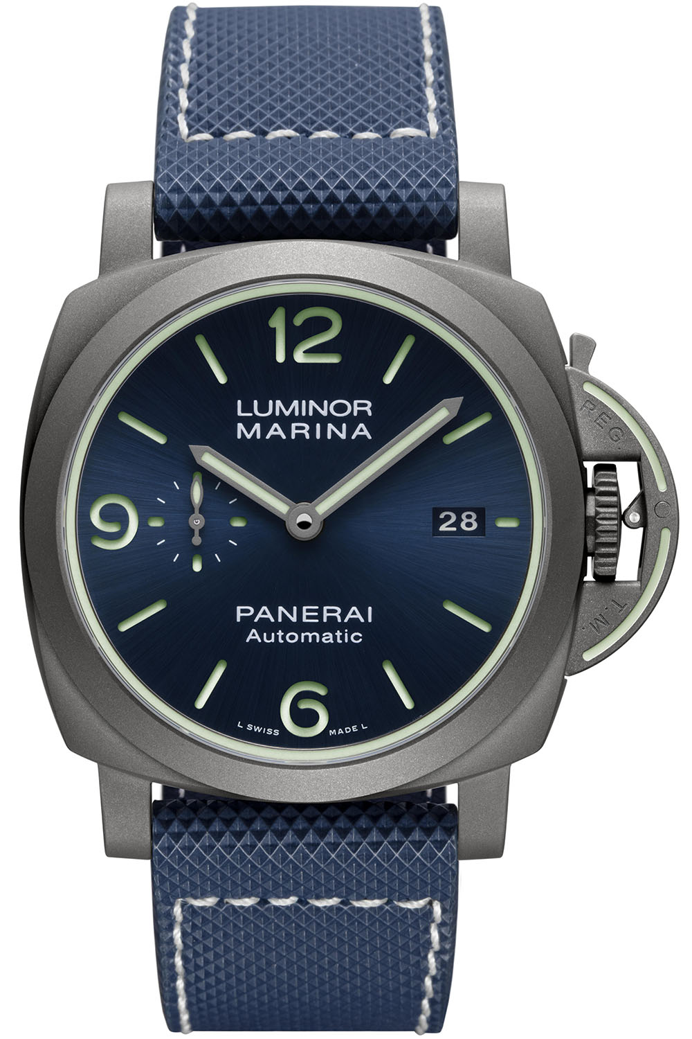 2020 Panerai Luminor Marina PAM1117 - 1