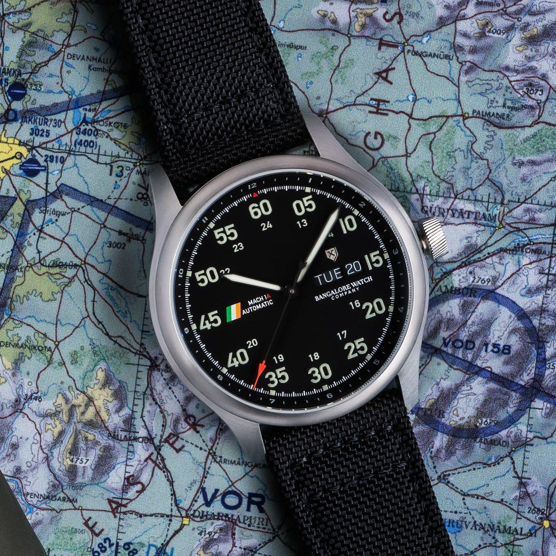 Bangalore Watch Company MACH 1
