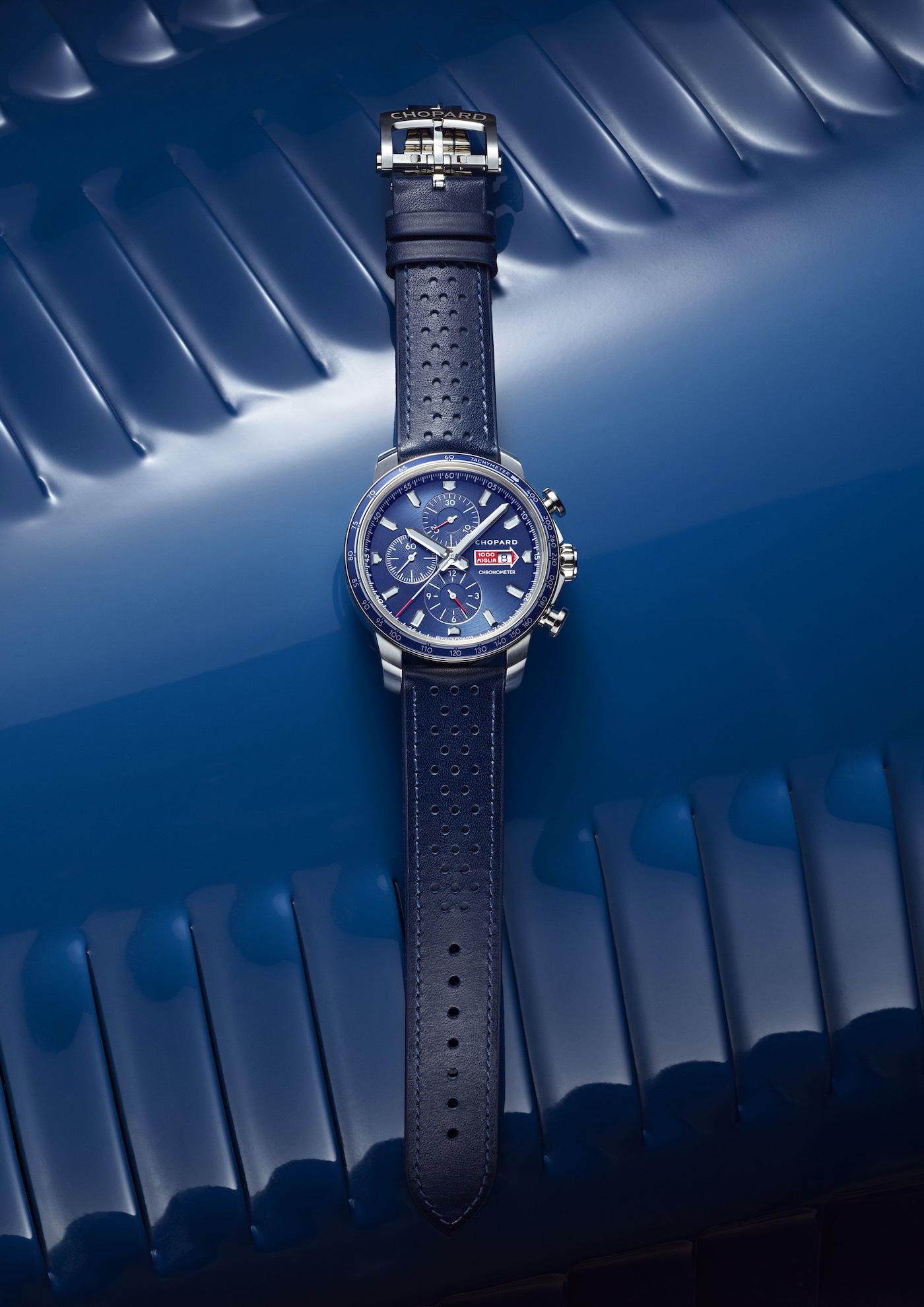 Chopard Mille Miglia GTS Azzuro Chronograph 168571-3007