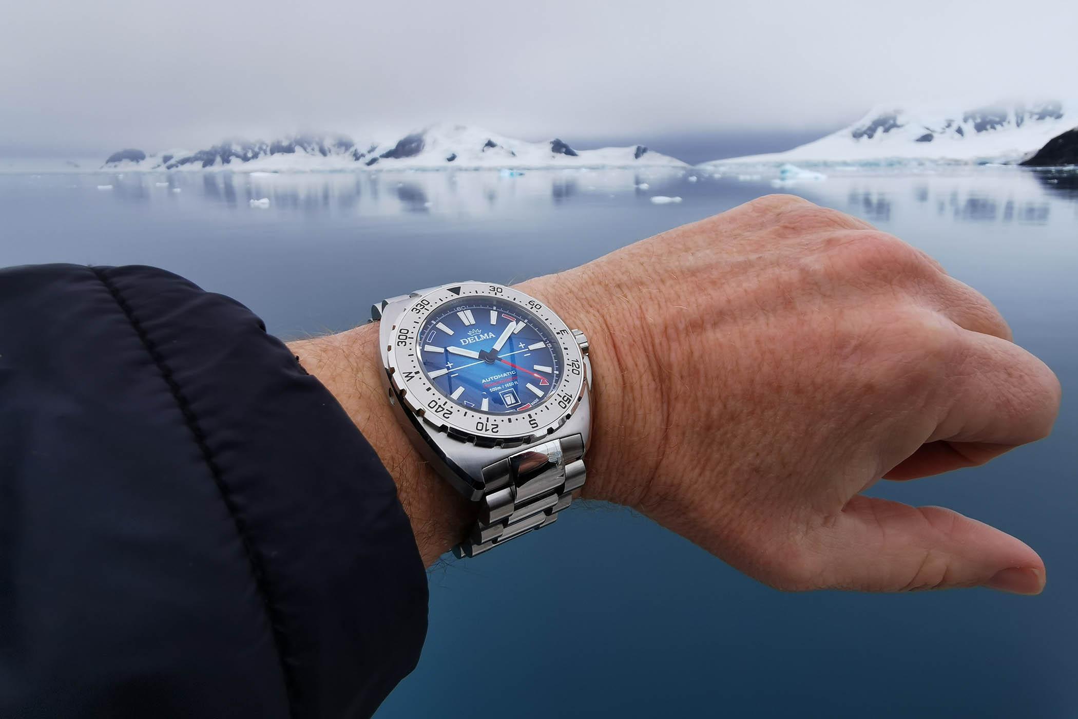 Delma Oceanmaster Antarctica Limited Edition - 11