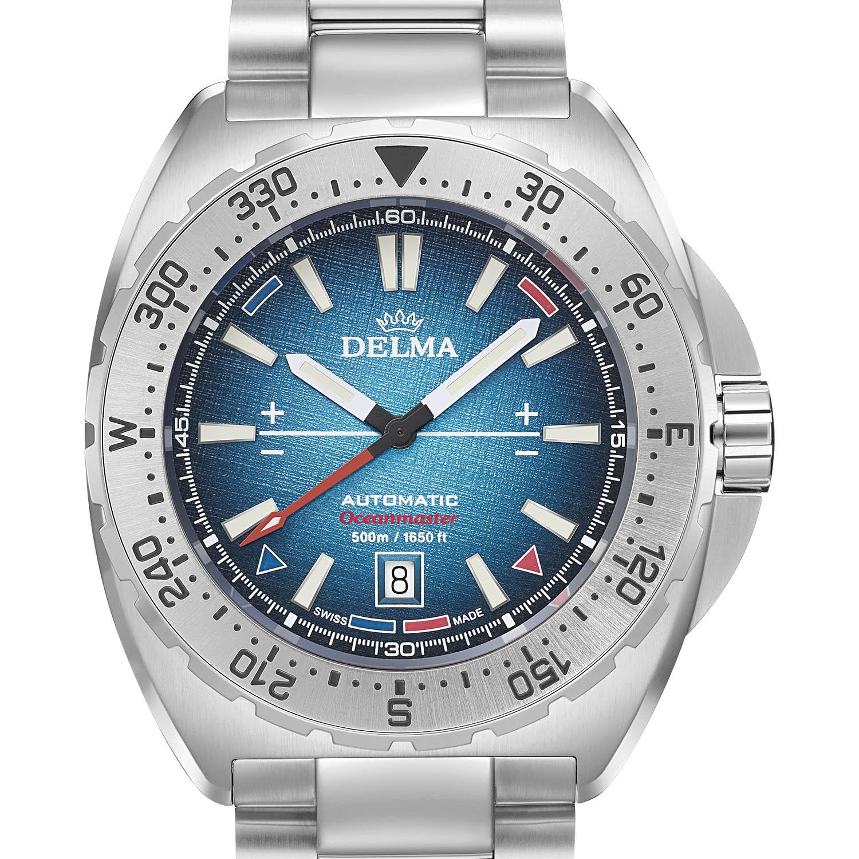 Delma Oceanmaster Antarctica Limited Edition - 6