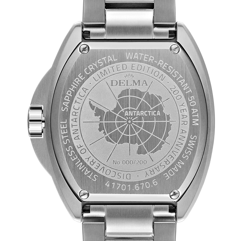 Delma Oceanmaster Antarctica Limited Edition - 7