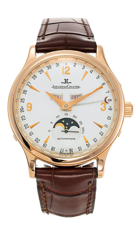 Dutch King Willem-Alexander Jaeger LeCoultre Master Control Calendar Moonphase - 3 - Koningsdag