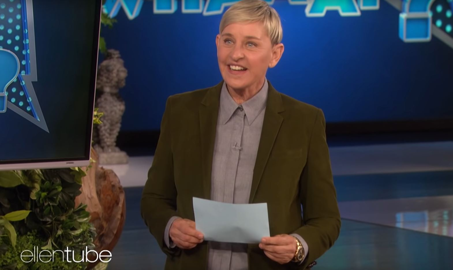 Ellen DeGeneres Rolex Daytona 6241 John Player Special