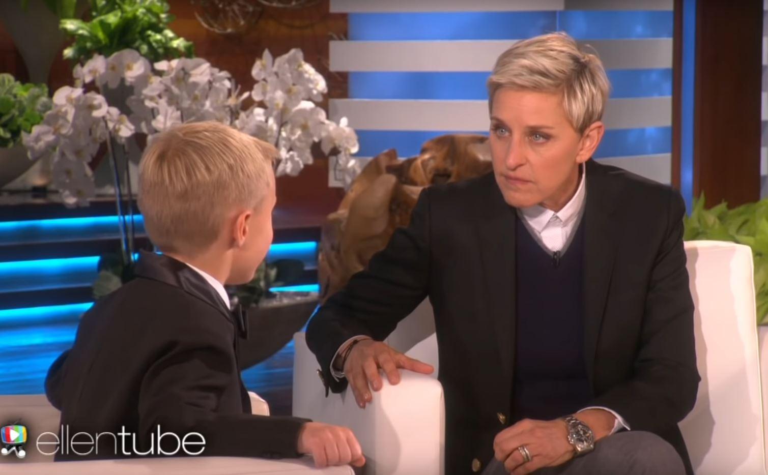 Ellen DeGeneres Rolex Explorer II 1655