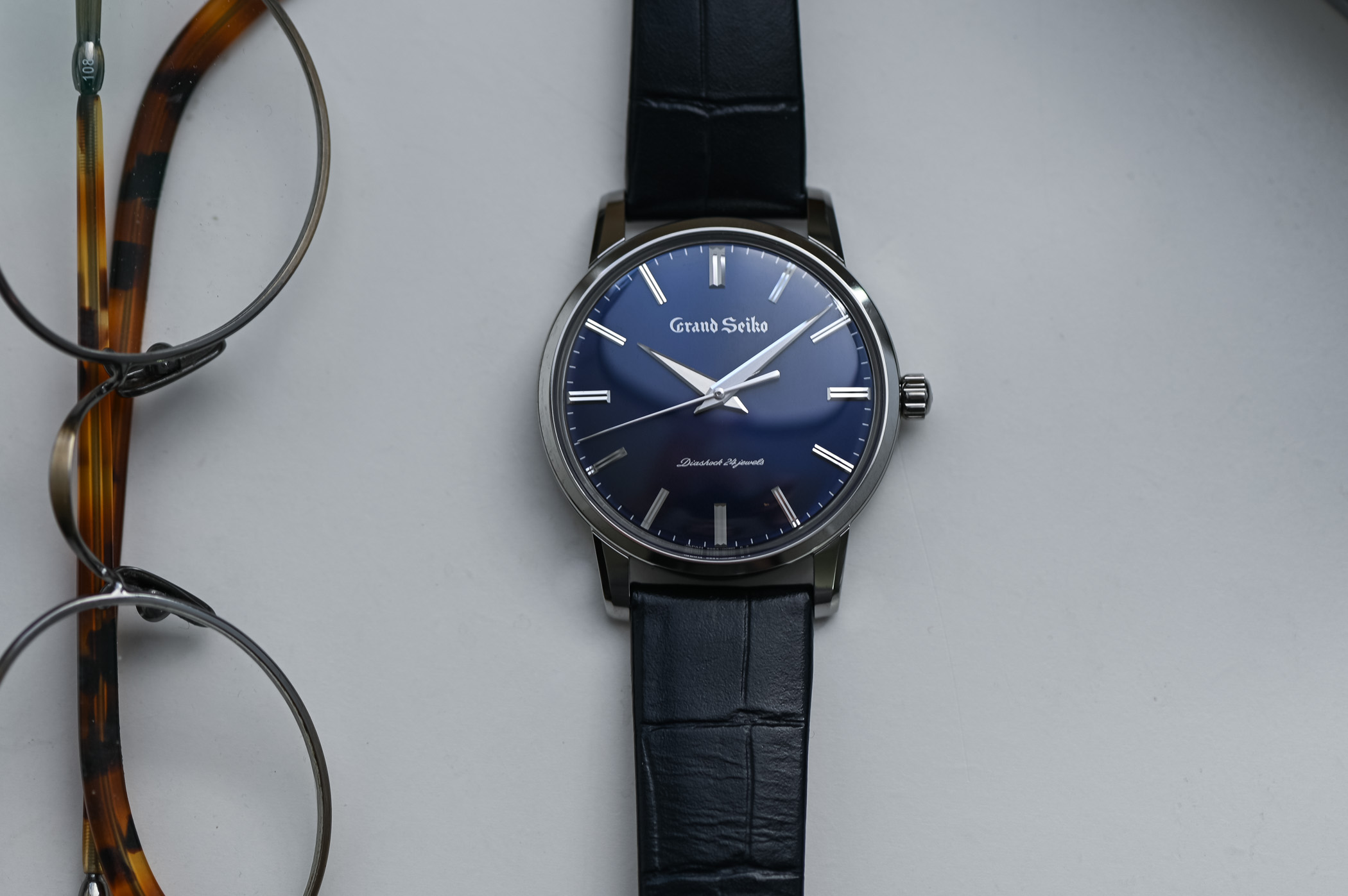 Grand Seiko 60th Anniversary Collection - First Grand Seiko Re-Creation 1960 SBGW257 SBGW259