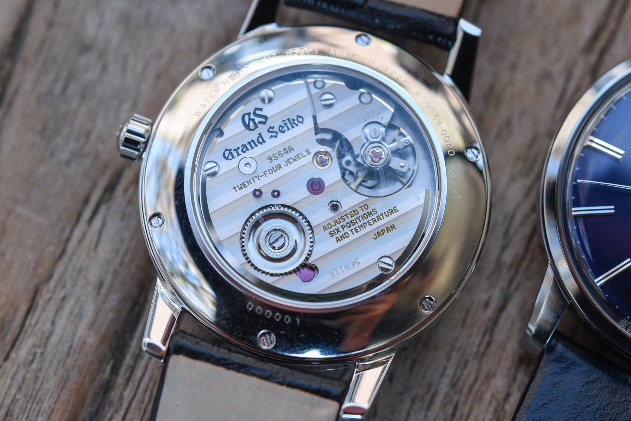 Calibre 9S64 - Grand Seiko 60th Anniversary Collection - First Grand Seiko Re-Creation 1960 SBGW257 SBGW259