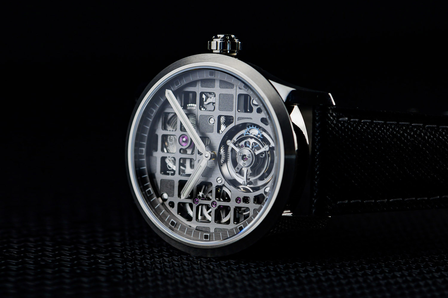HORAGE Tourbillon 1 - most accessible swiss-made tourbillon