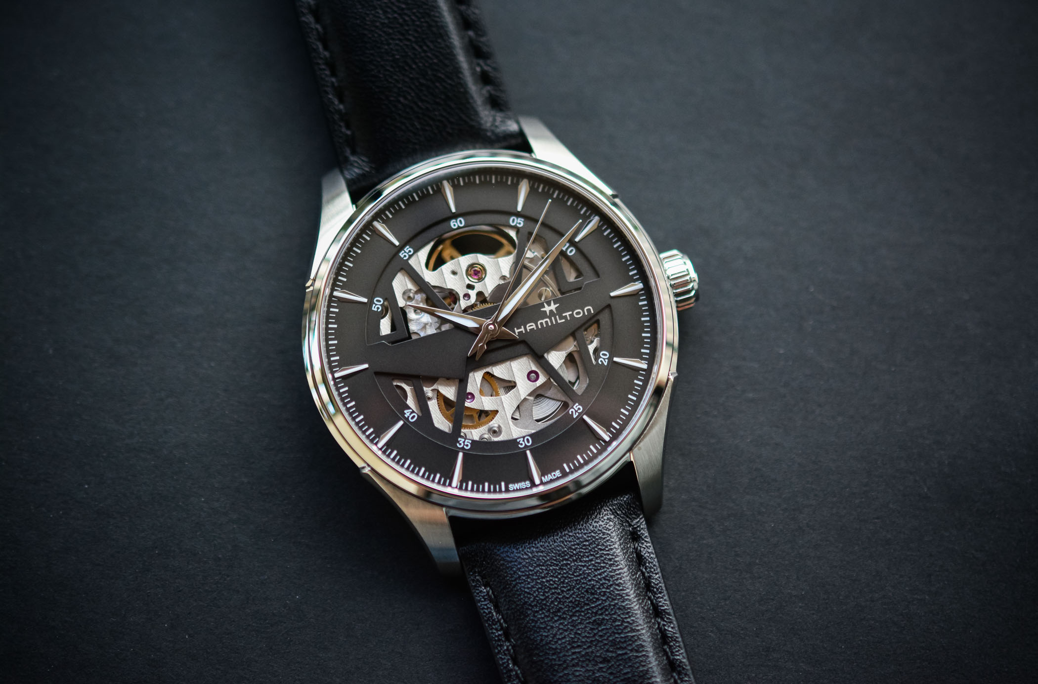 Hamilton Jazzmaster Skeleton 2020 Model - H42535780