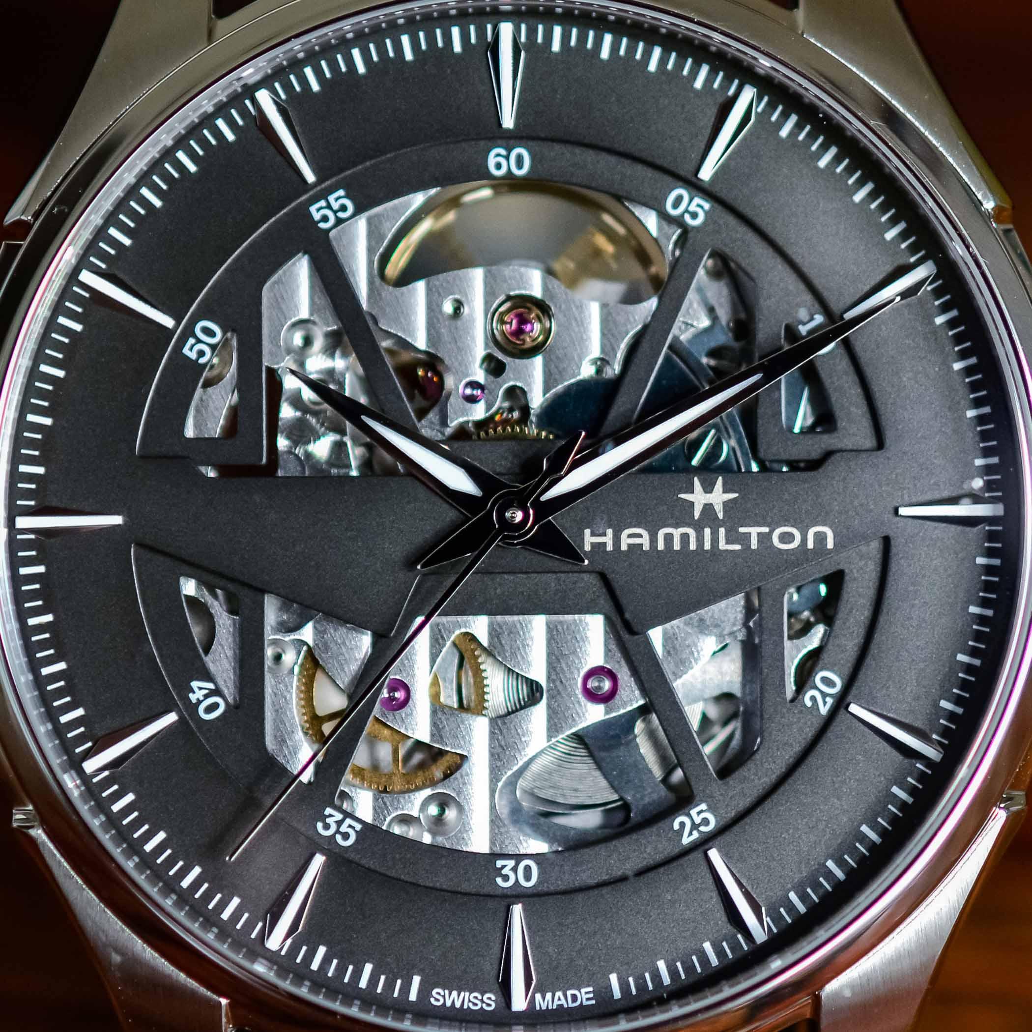 Hamilton Jazzmaster Skeleton 2020 Model - H42535780