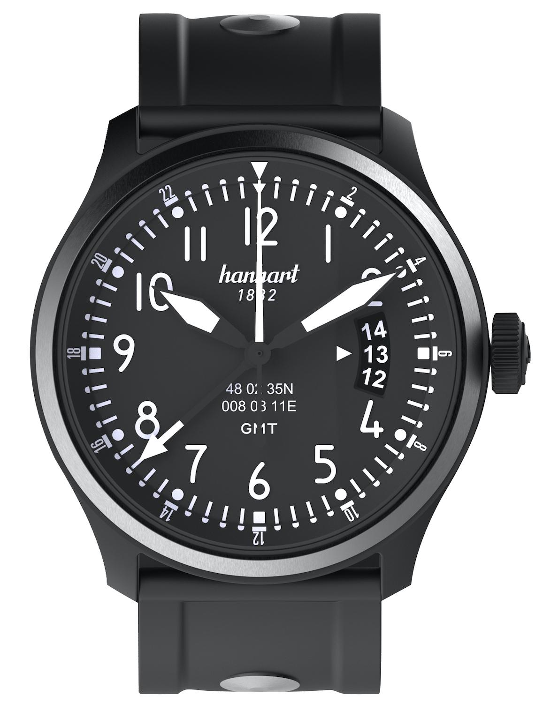 Hanhart S-Series Pilot Watch