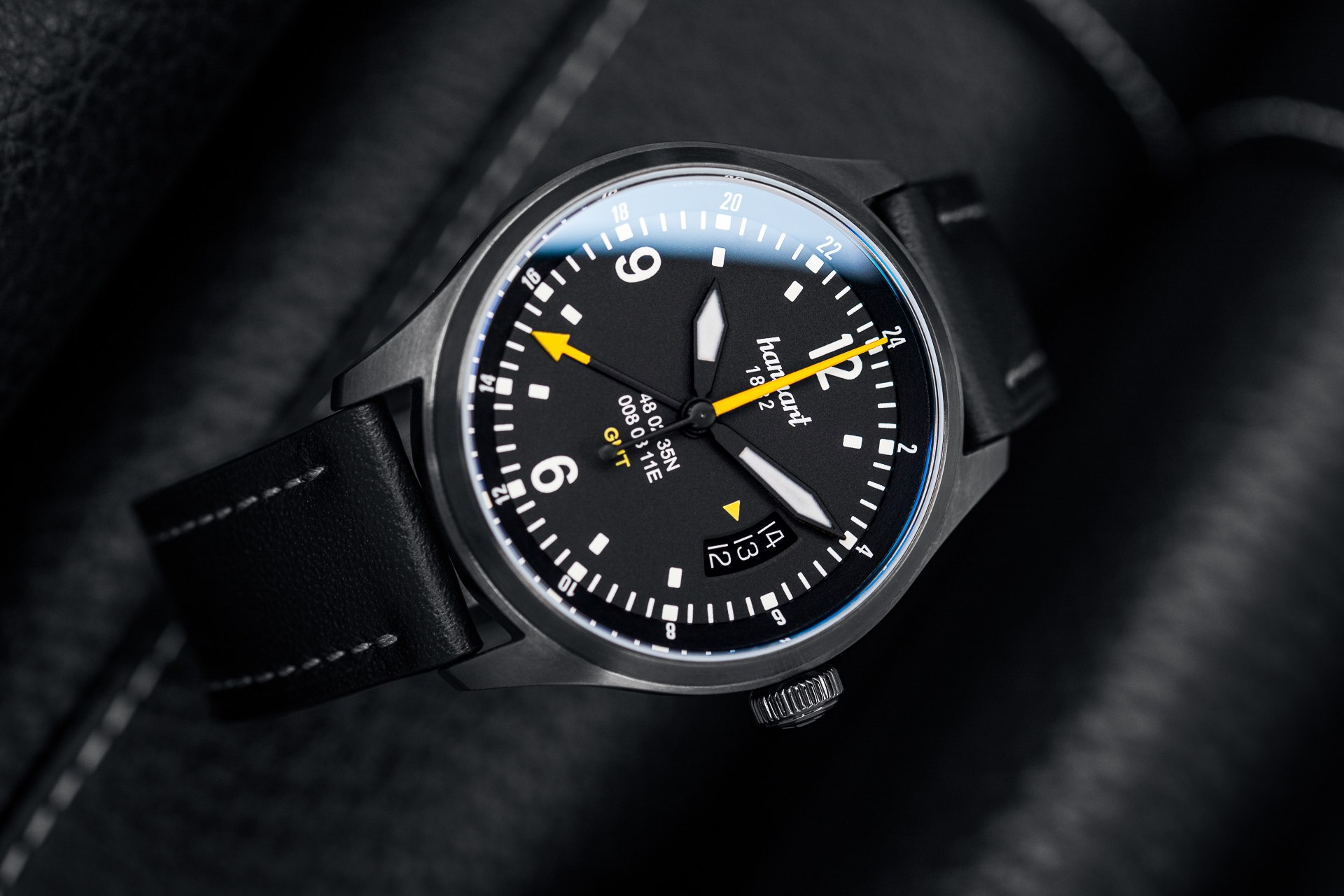 Hanhart S-Series Pilot Watch
