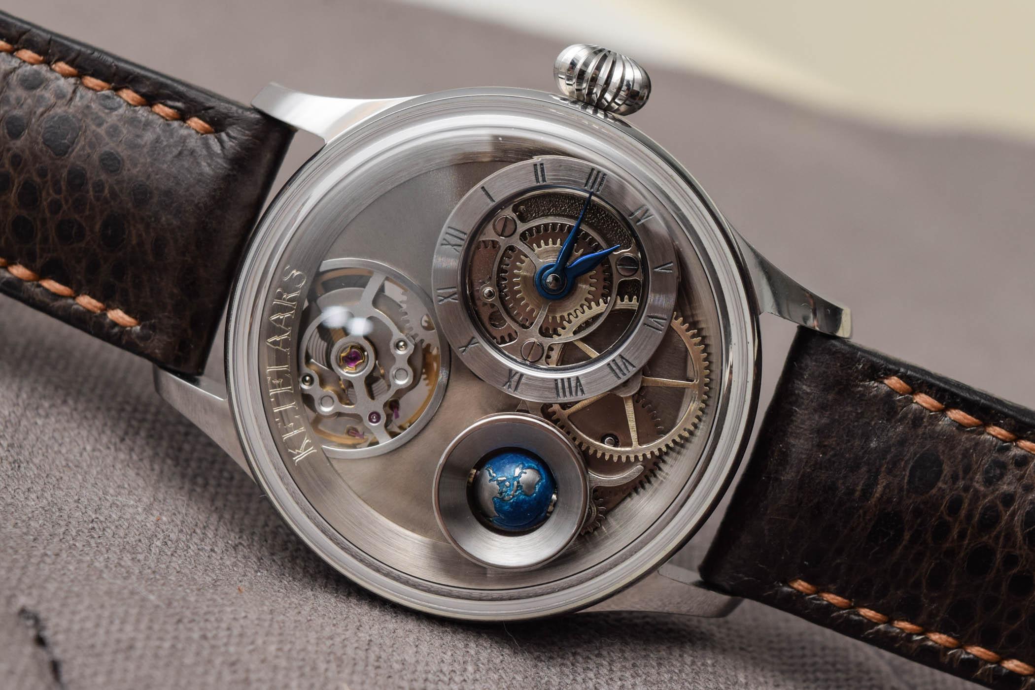 Ketelaars Watches 3D Terra in Motion - Dutch Made - 10