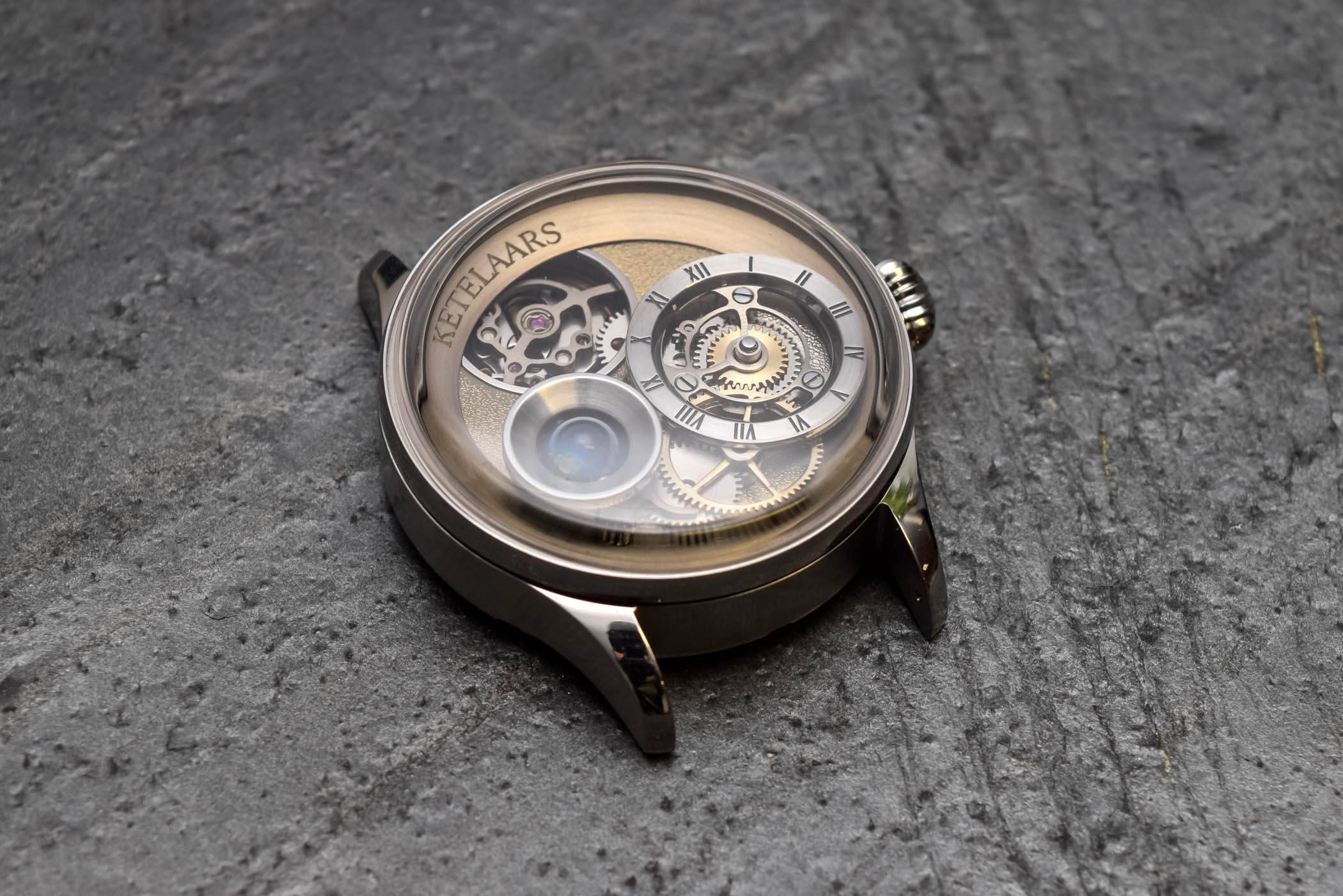 Ketelaars Watches 3D Terra in Motion