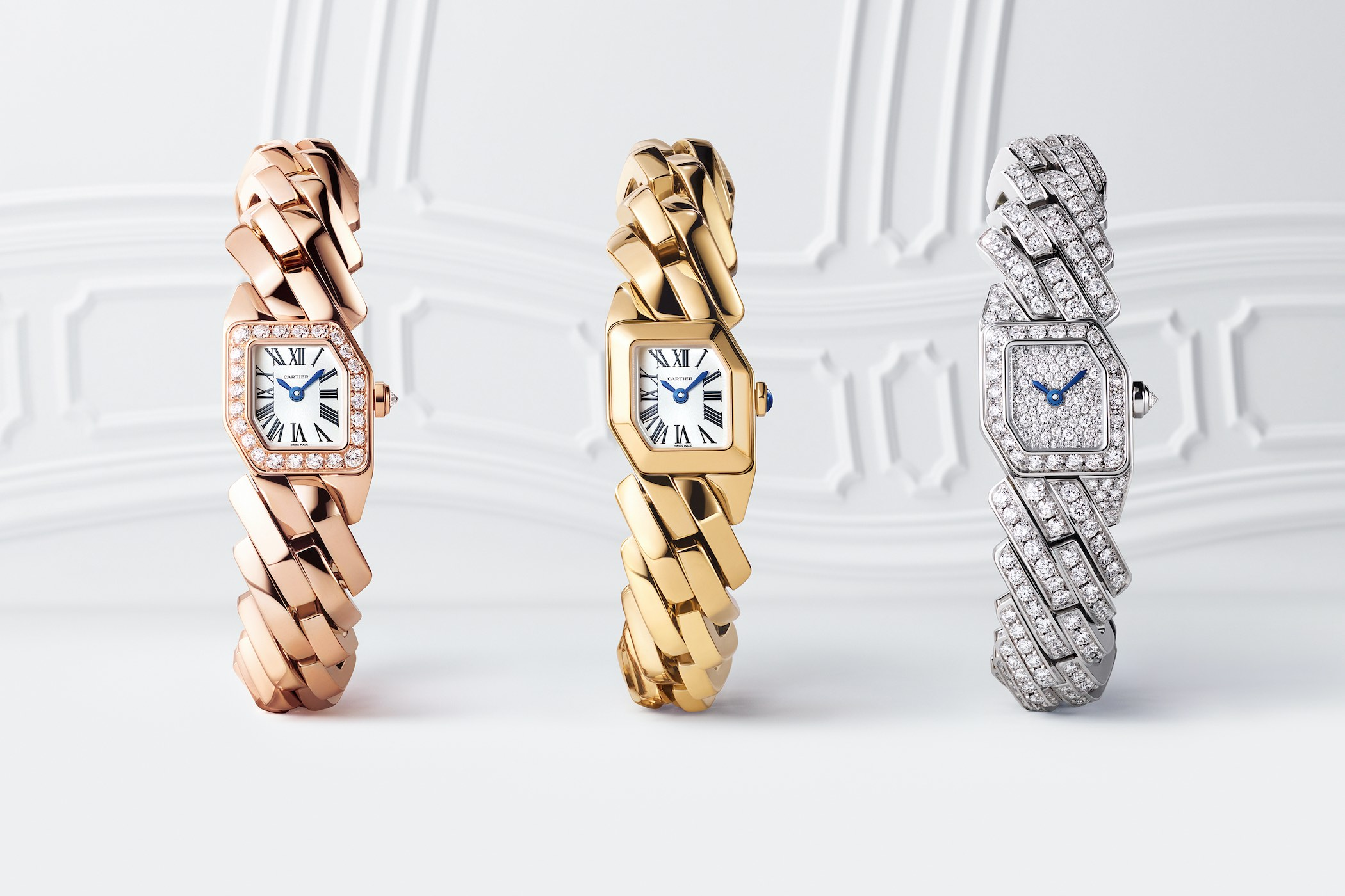 Maillon de Cartier Collection Watches