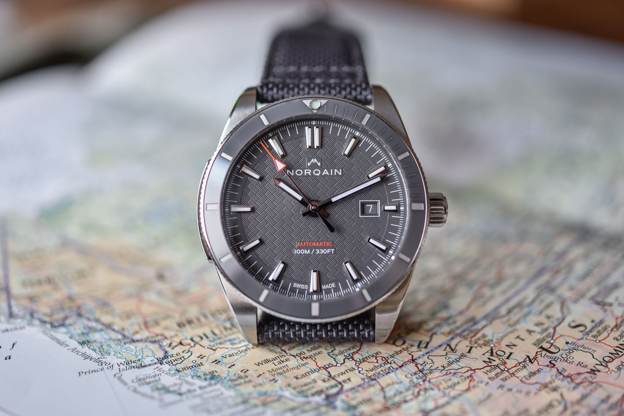 Norqain Adventure Sport Automatic