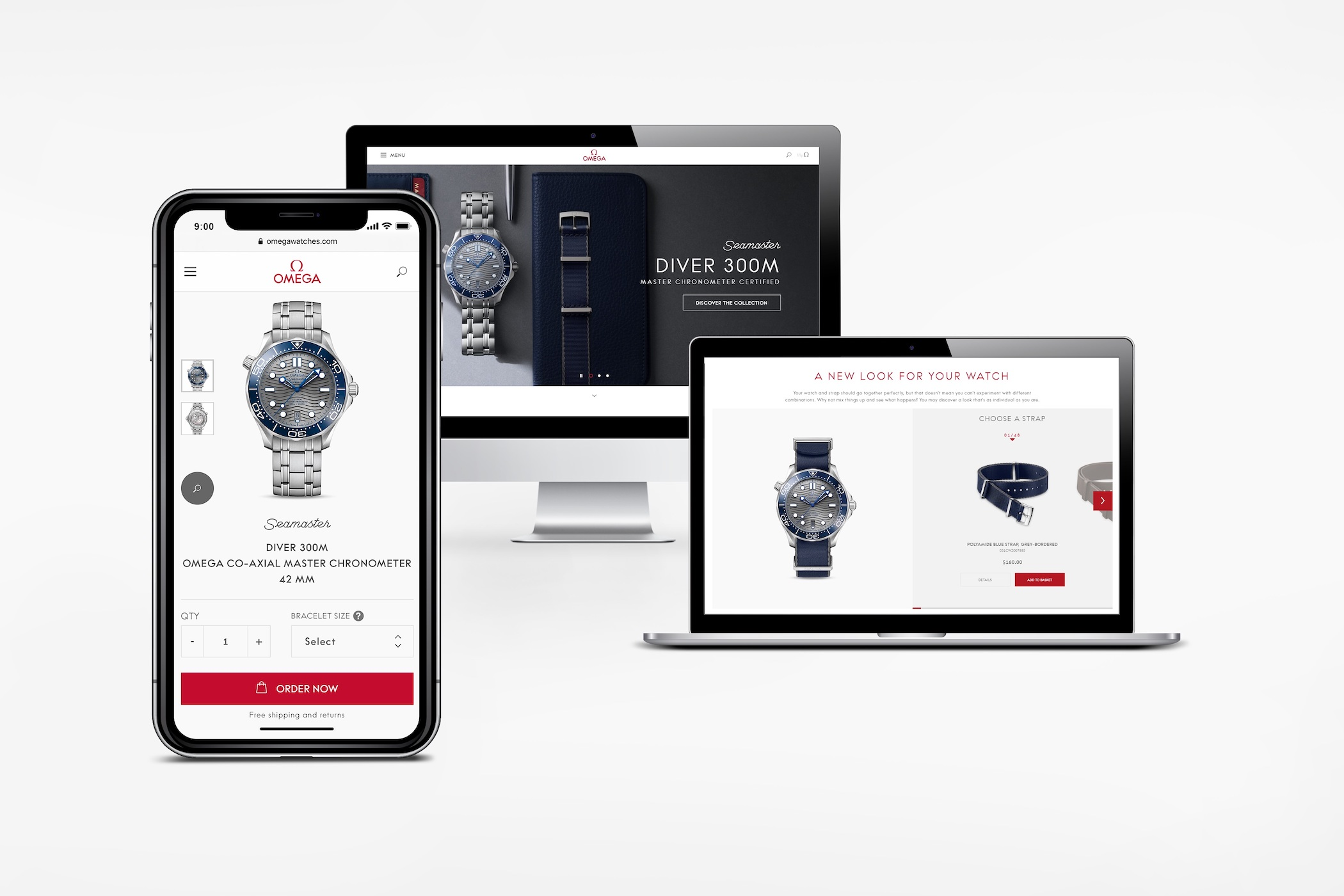 Omega watches online boutique Europe