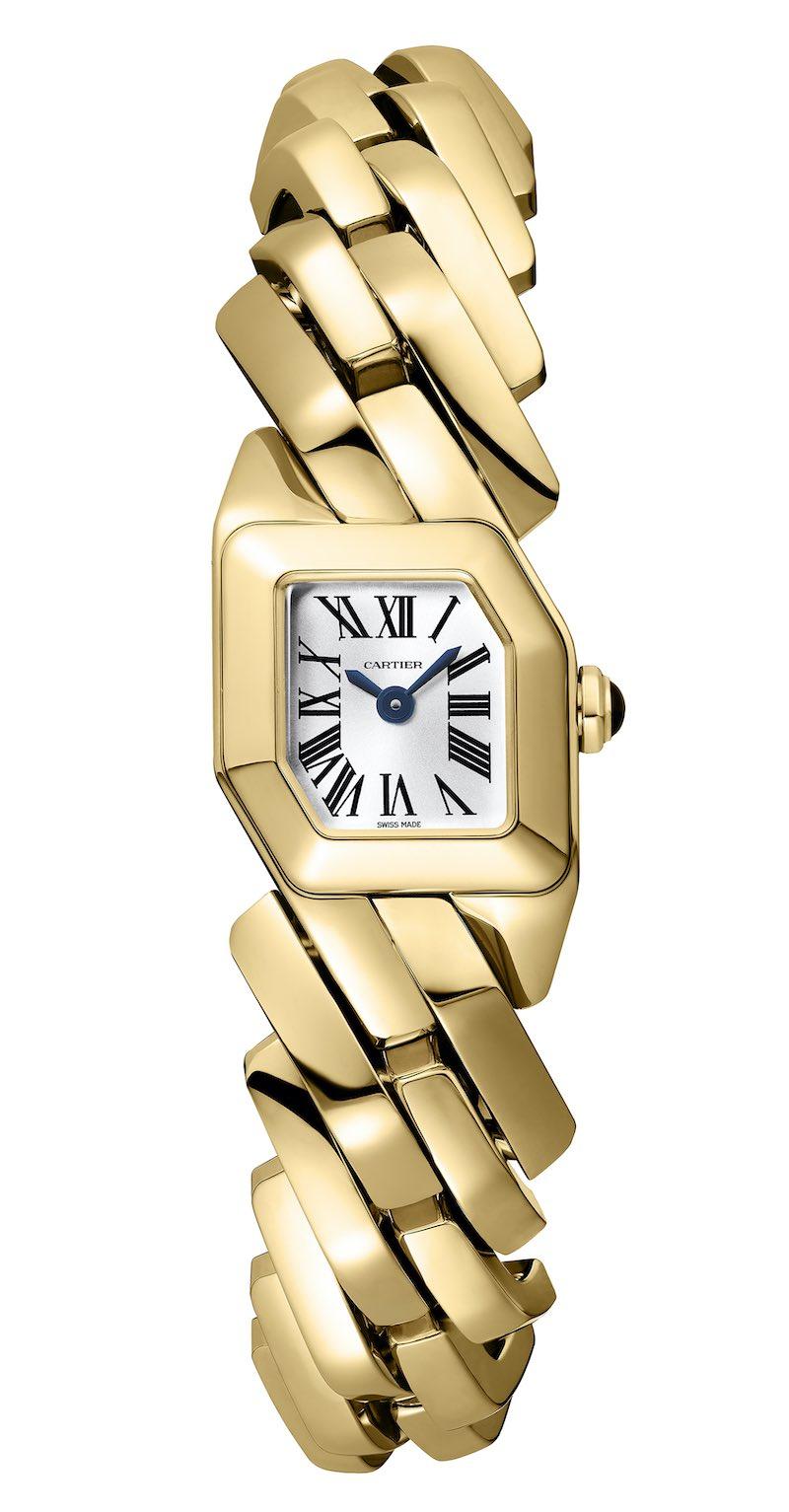 Maillon de Cartier Collection Watches