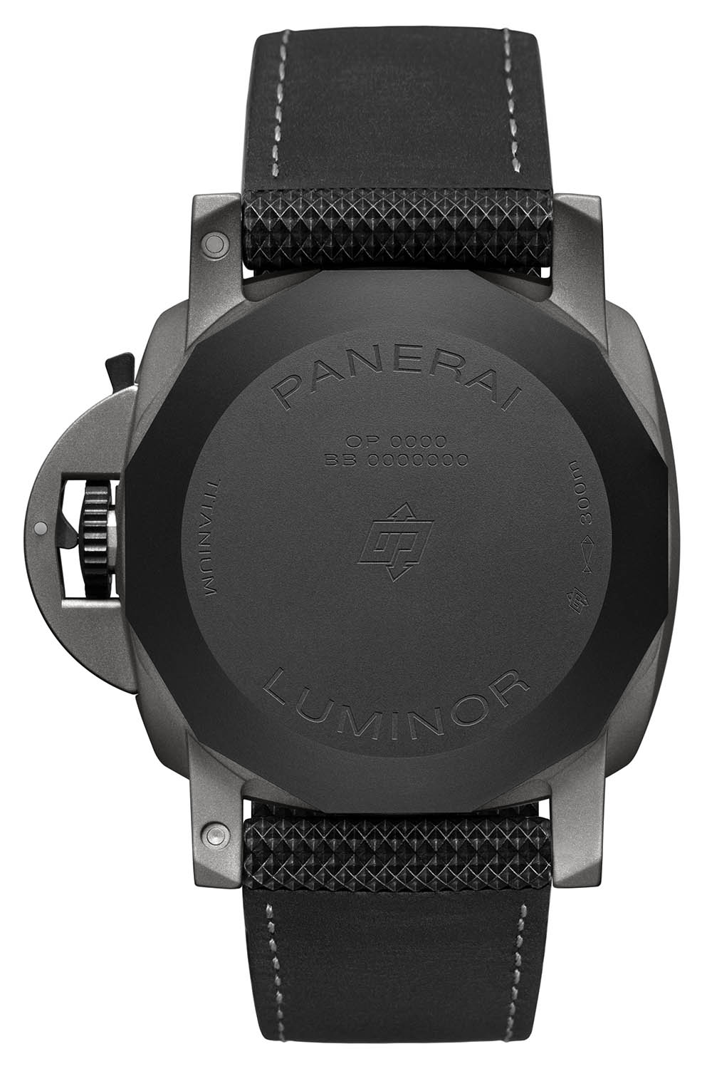 Panerai Luminor Marina DMLS titanium 44mm PAM1662
