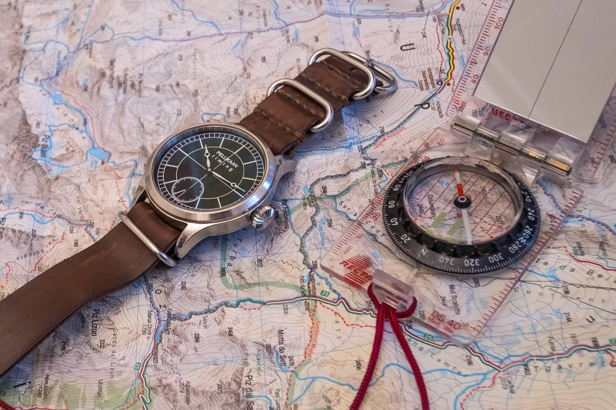 Pellikaan Watch Flying Dutchman II