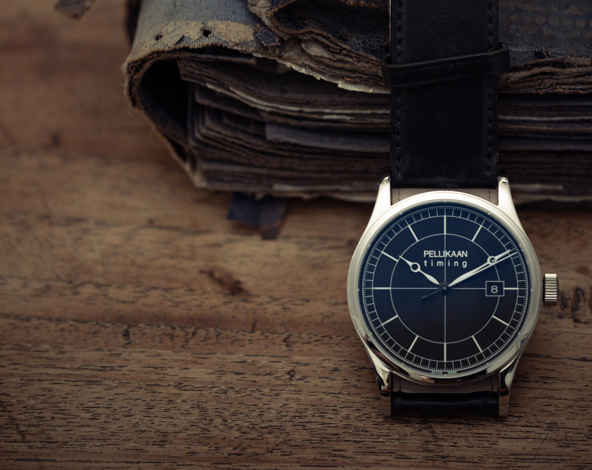 Pellikaan Watches Flying Dutchman automatic Date