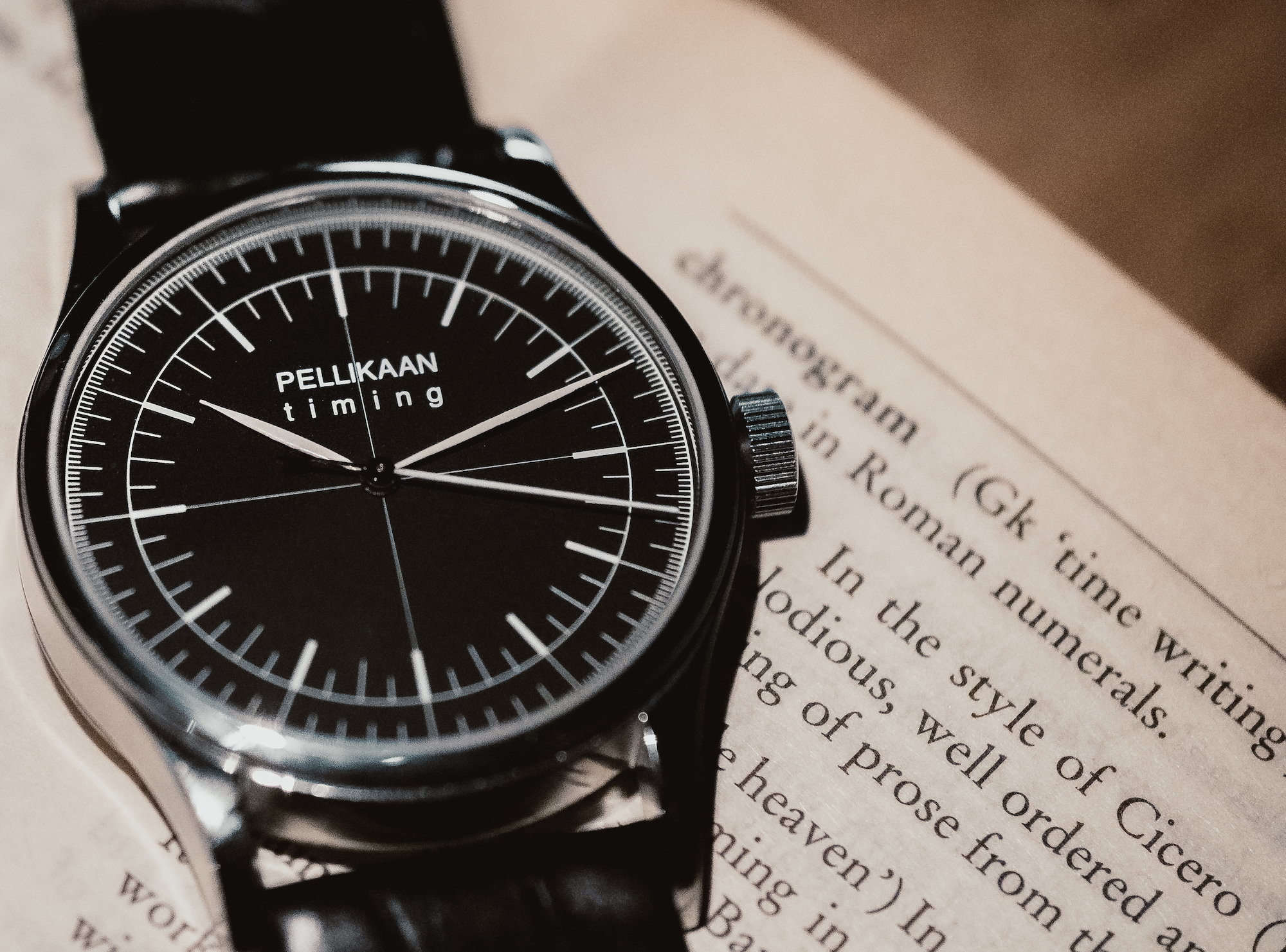 Pellikaan Watches - Lorentz