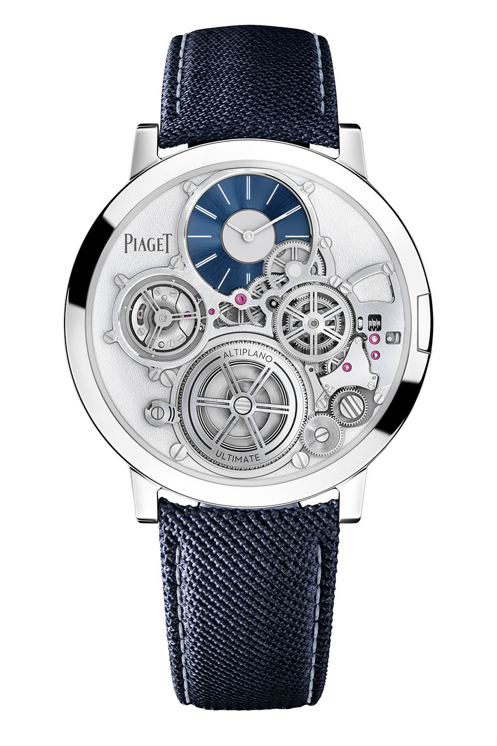 Piaget Altiplano Ultimate Concept 2020 - 7