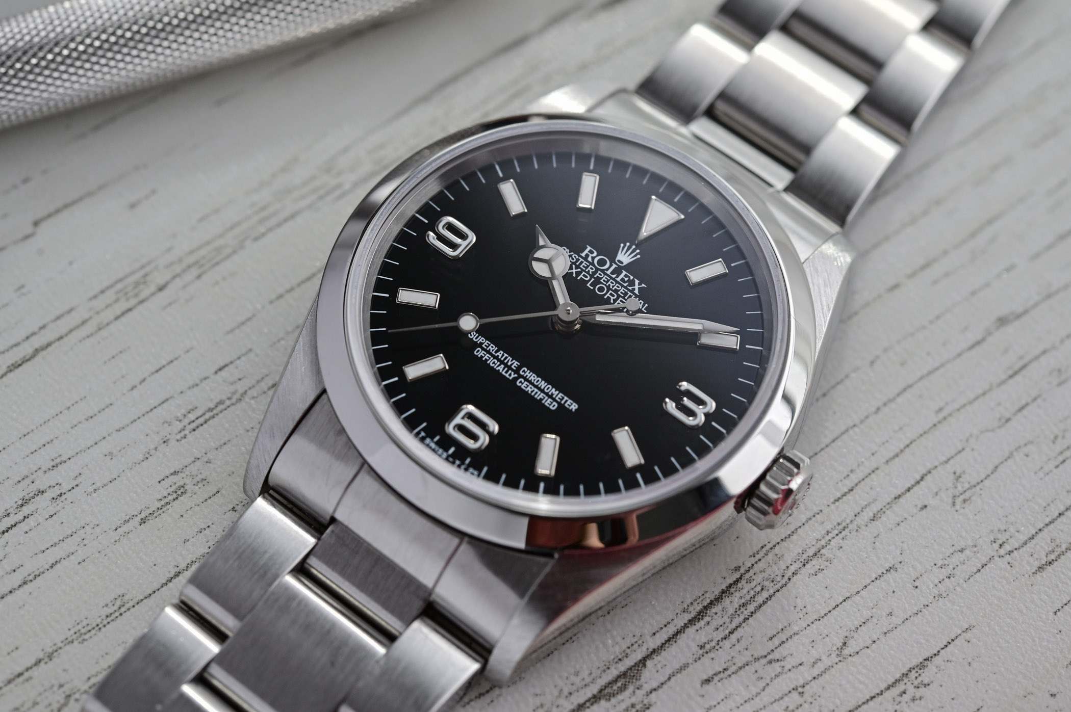 Rolex Explorer 14270 Youngtimer