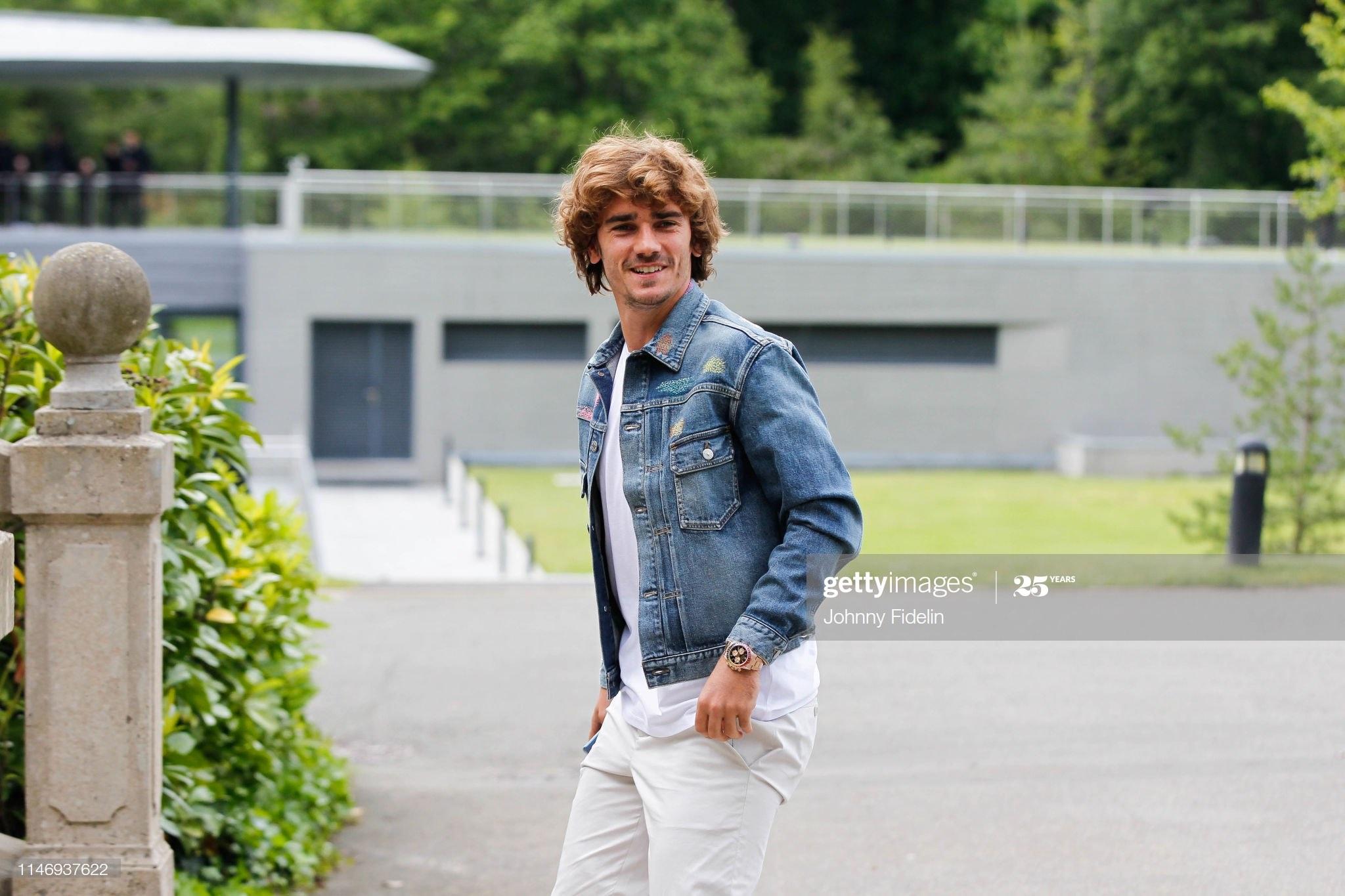 Rolex daytona spotted - Antoine Griezmann 1