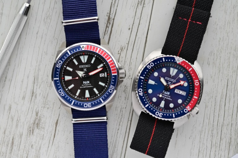 "What Makes The Seiko Prospex Divers ""Turtle"" and ""Samurai"" Such Cool Pieces?"