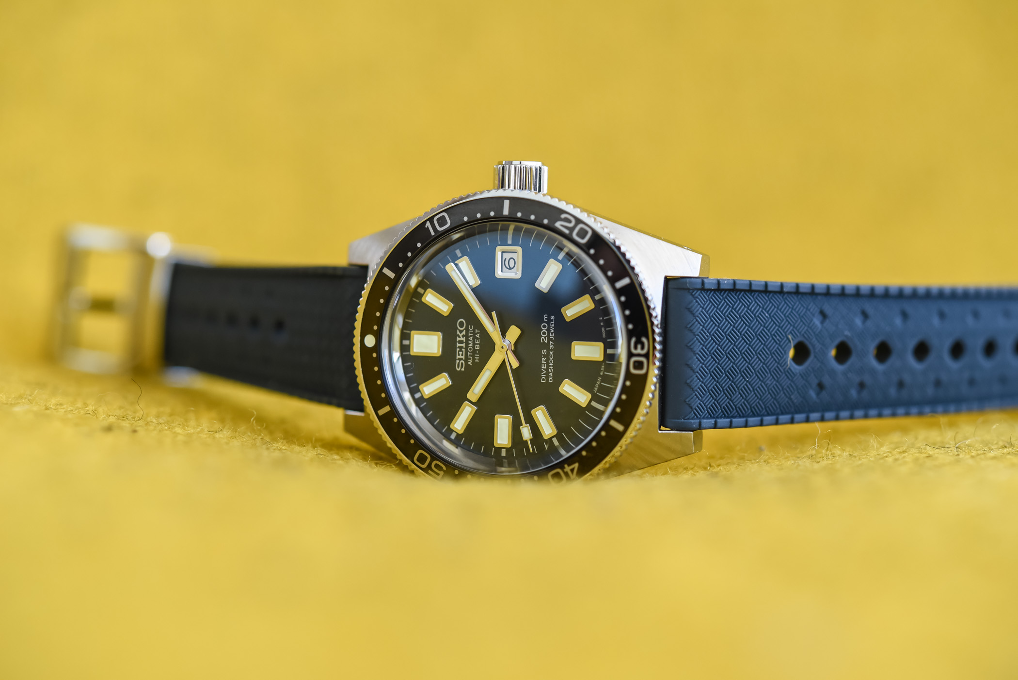 Seiko Prospex Divers 55th Anniversary 1965 Re-Creation SLA037J1