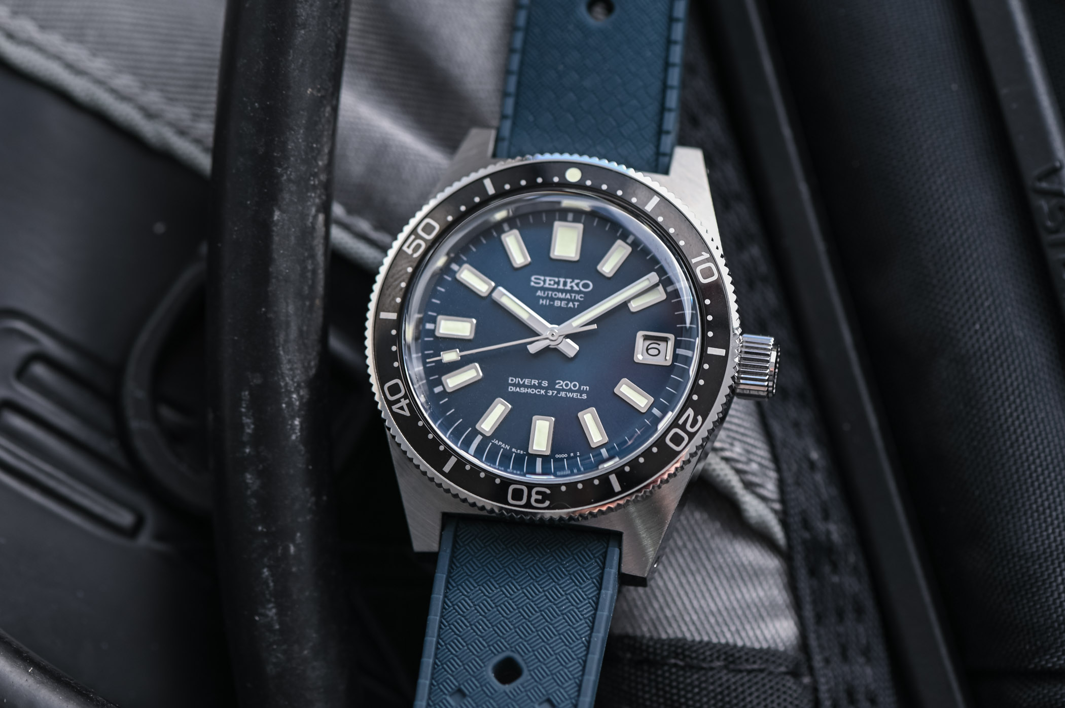 Seiko Prospex Divers 55th Anniversary 1965 Re-Creation SLA037J1