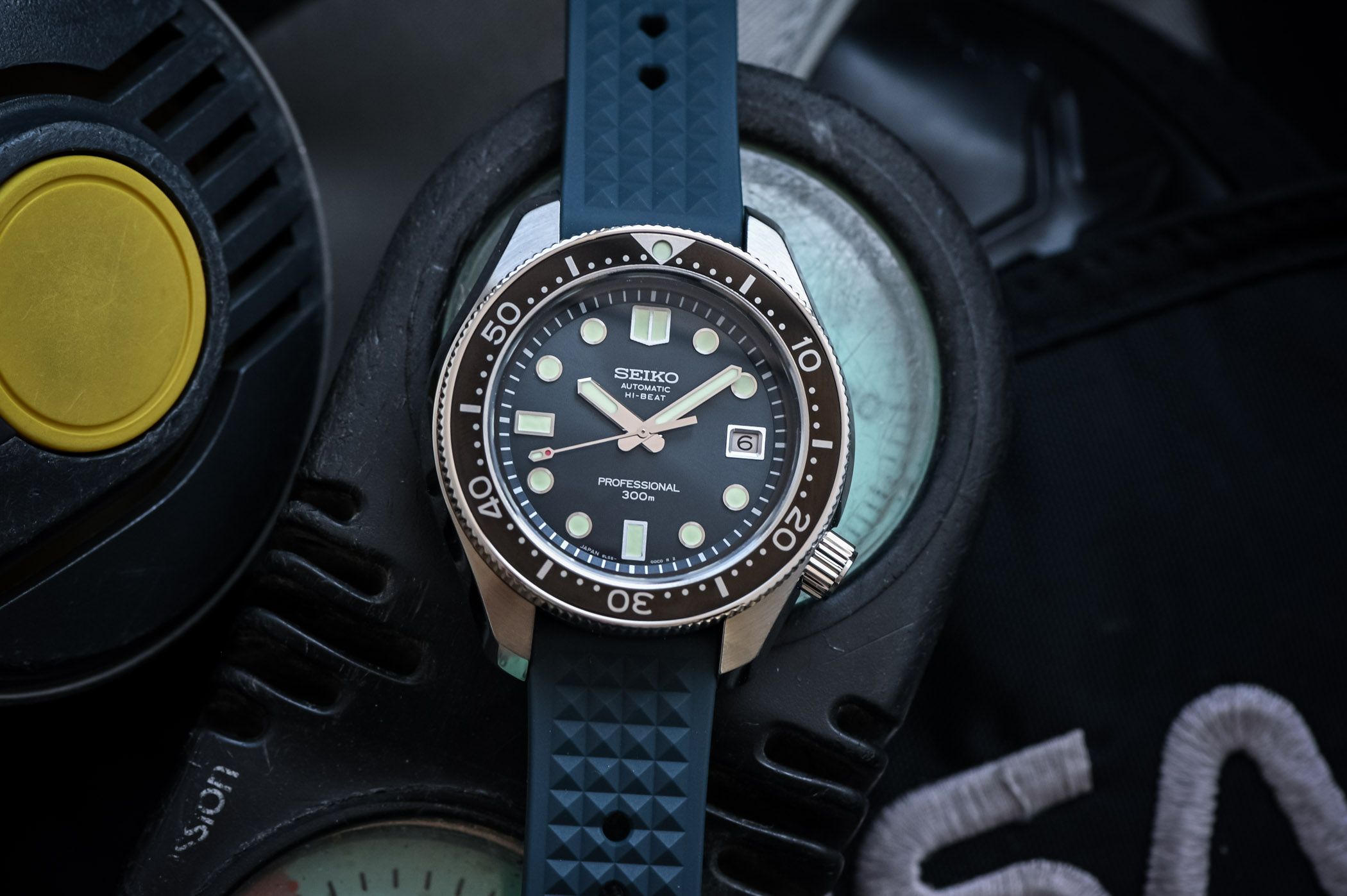 Seiko Prospex Divers 55th Anniversary 1968 Re-Creation SLA039J1