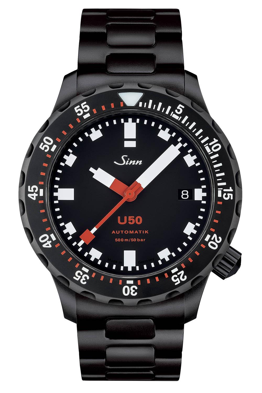 Sinn U50 S Dive Watch