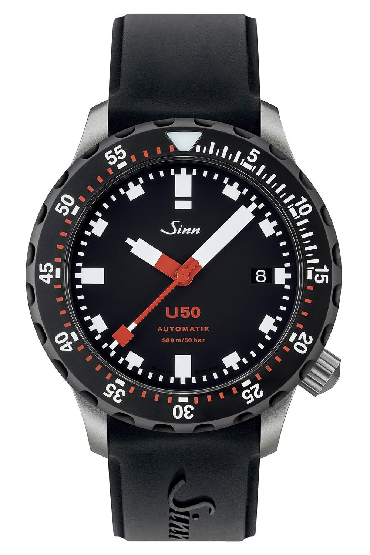 Sinn U50 SDR Dive Watch