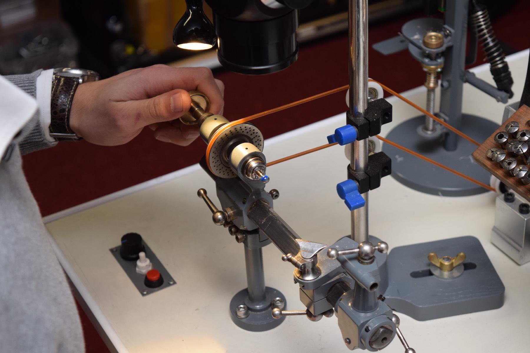 Stefan Ketelaars Watchmaker Workshop