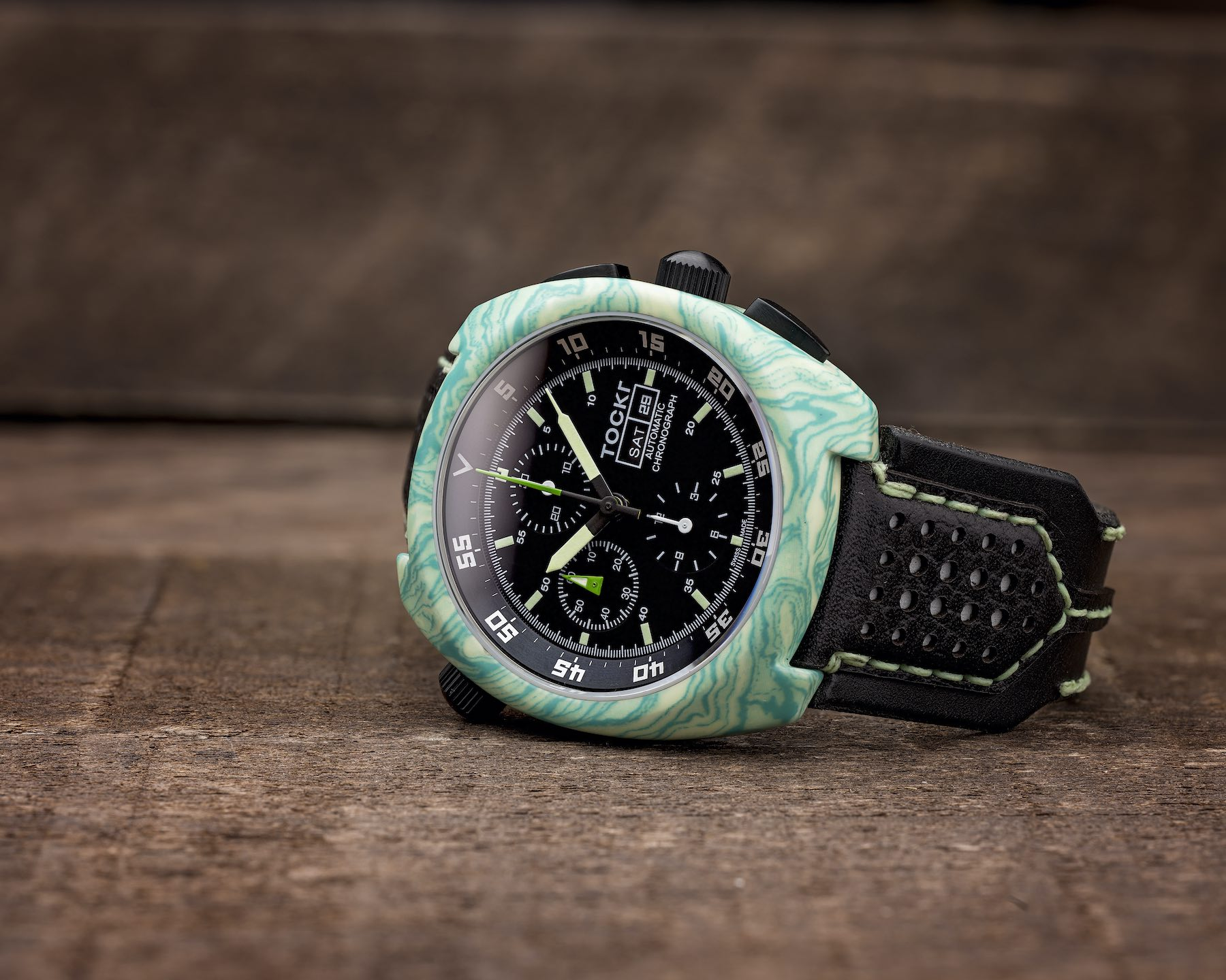Tockr Air-Defender Lume with Luminescent Hydro Dipped Cases - 6