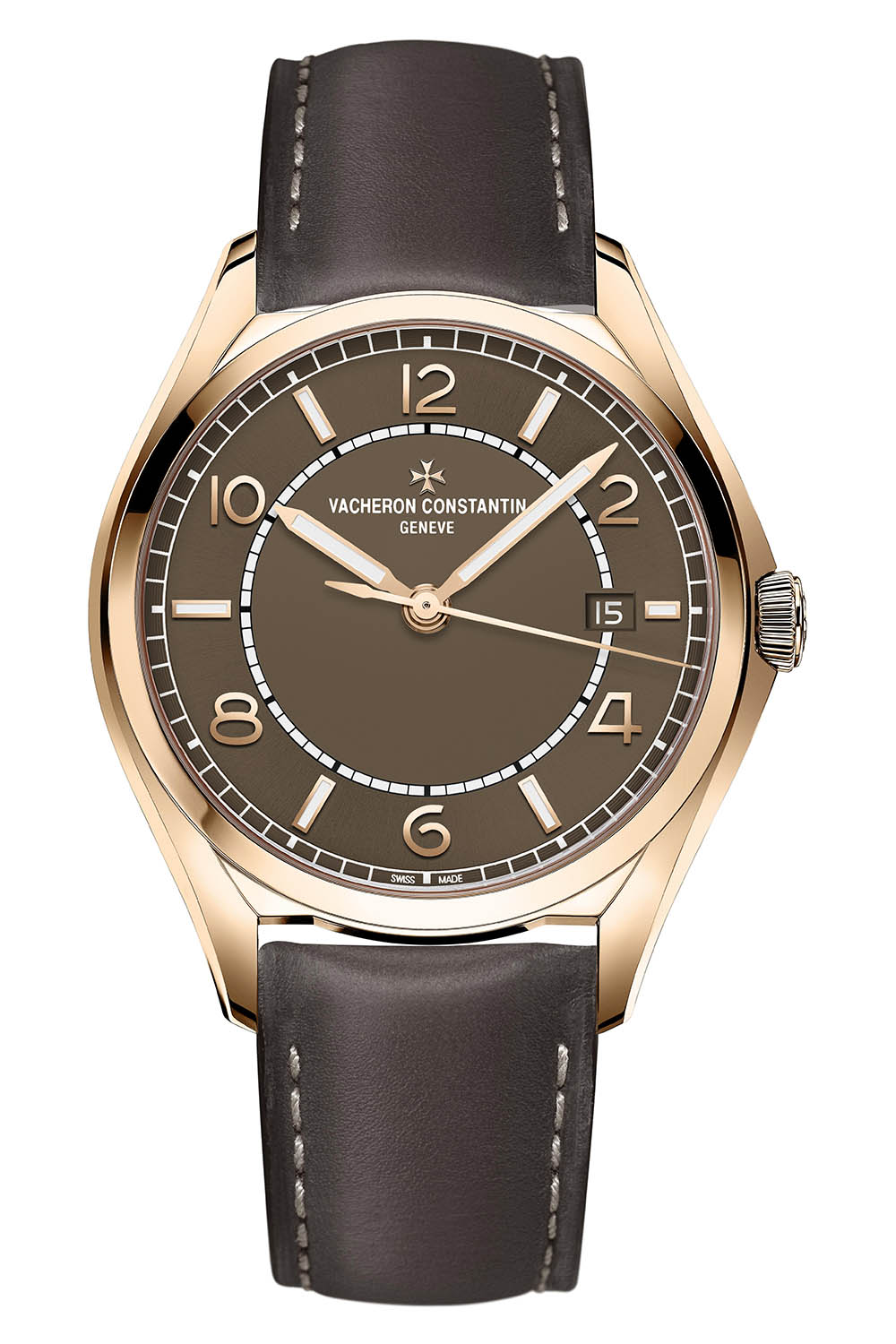 Vacheron Constantin FiftySix Sepia Brown Dial