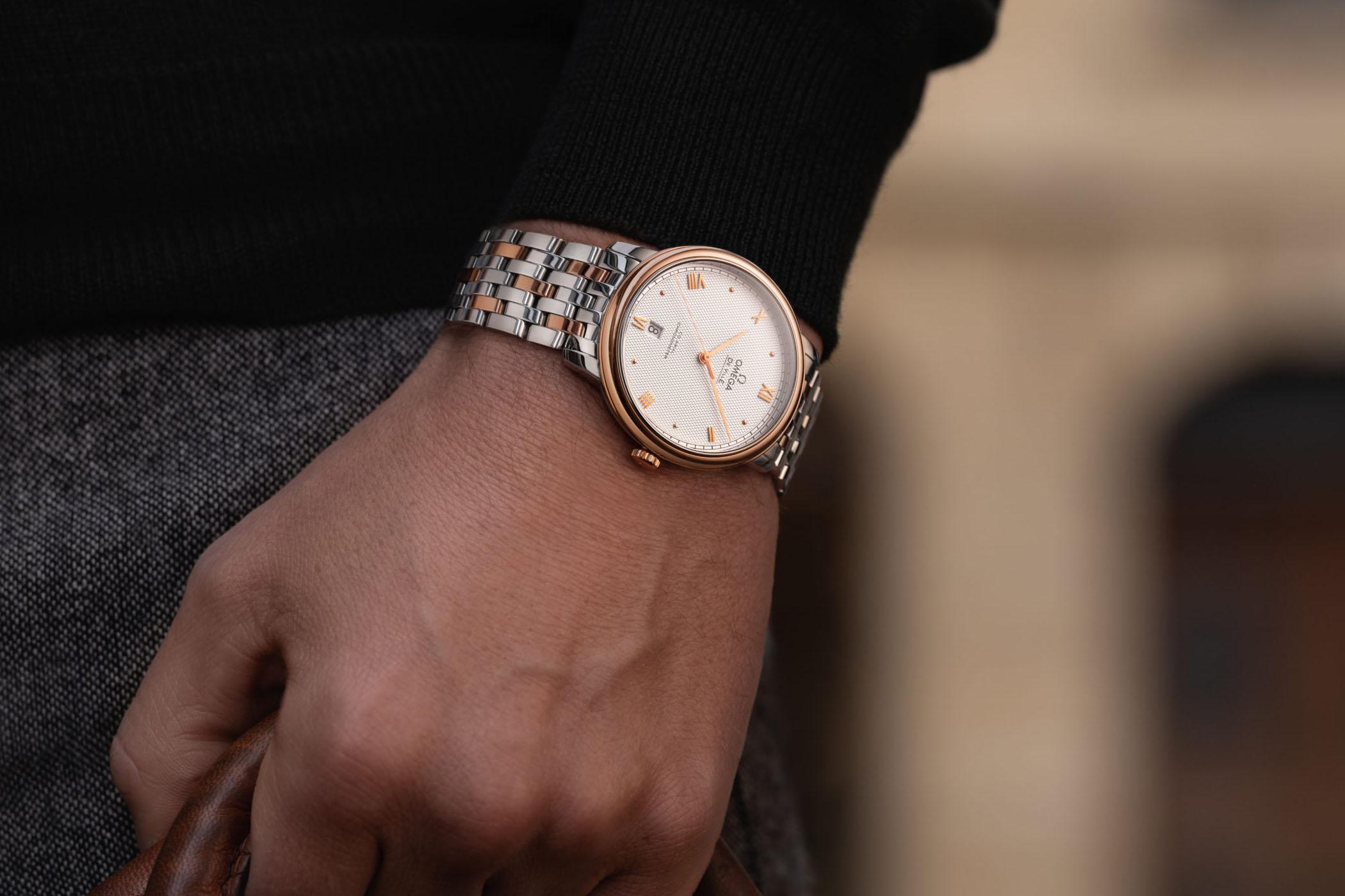 2020 Omega De Ville Prestige Co-Axial 39.5mm new dials