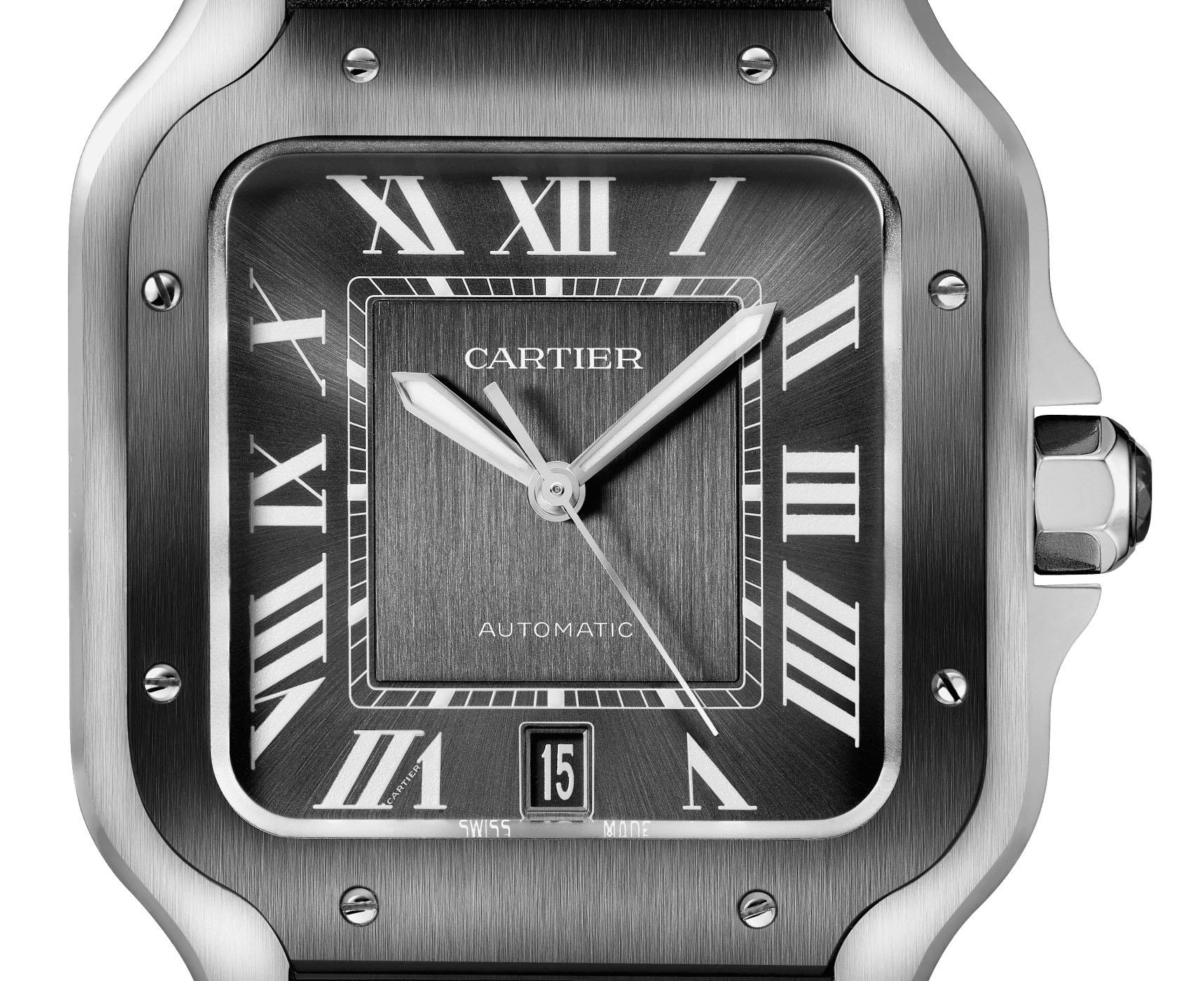 2020 Santos de Cartier ADLC Black