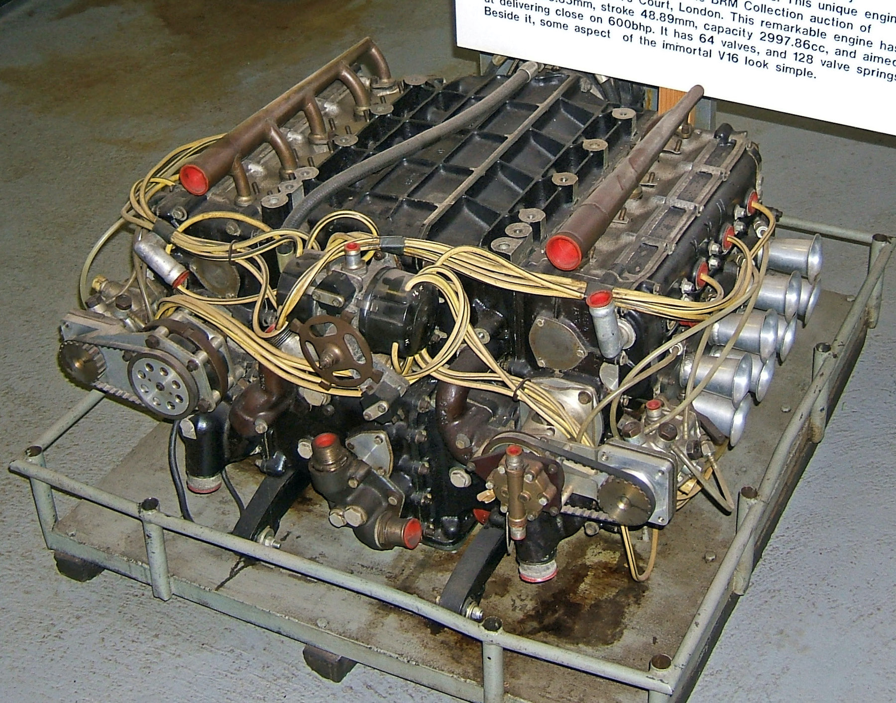 BRM_H16_engine
