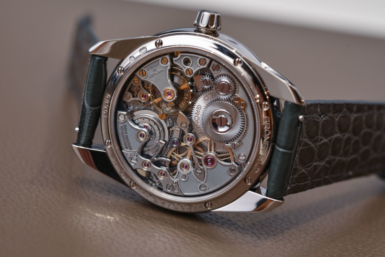 The Best of Indie Watchmaking Seen Through the Casebacks Part 1