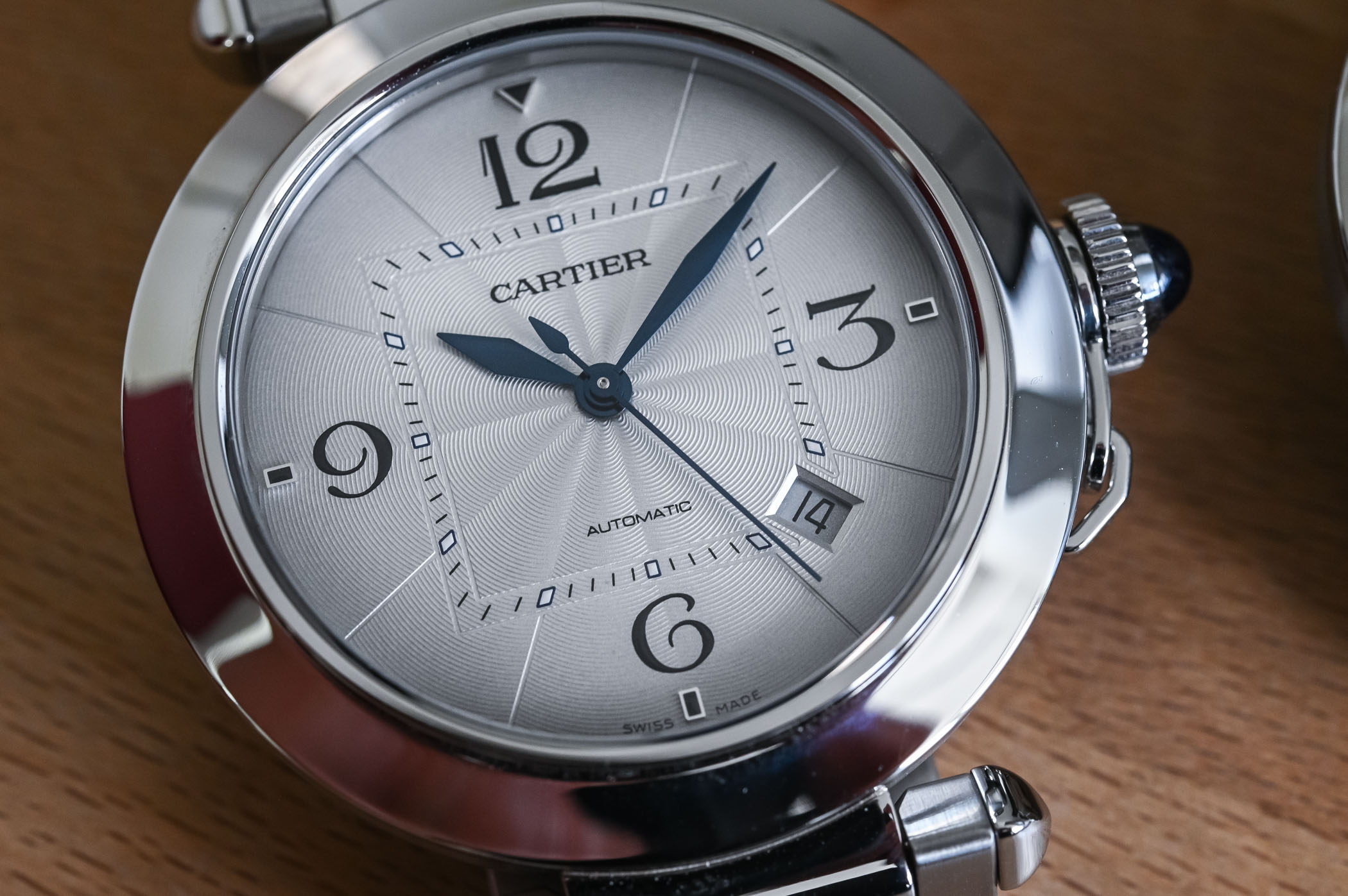 Cartier Pasha de Cartier 2020 Large model 41mm Steel