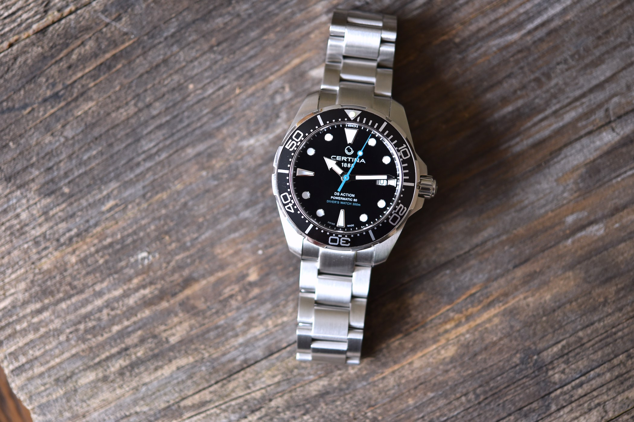 Certina DS Action Diver Powermatic 80 Sea Turtle Conservancy Special Edition