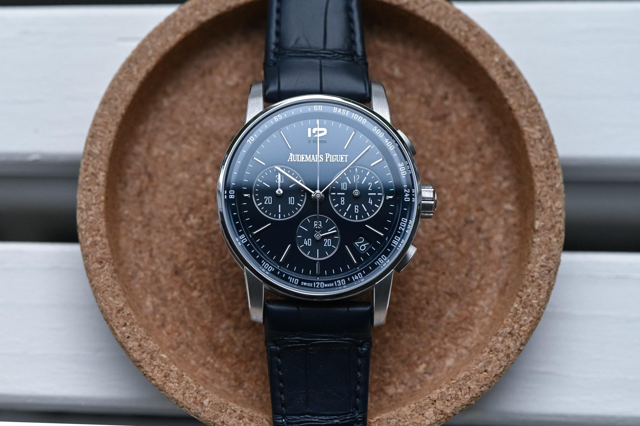 Code 11.59 by Audemars Piguet Selfwinding Chronograph Review