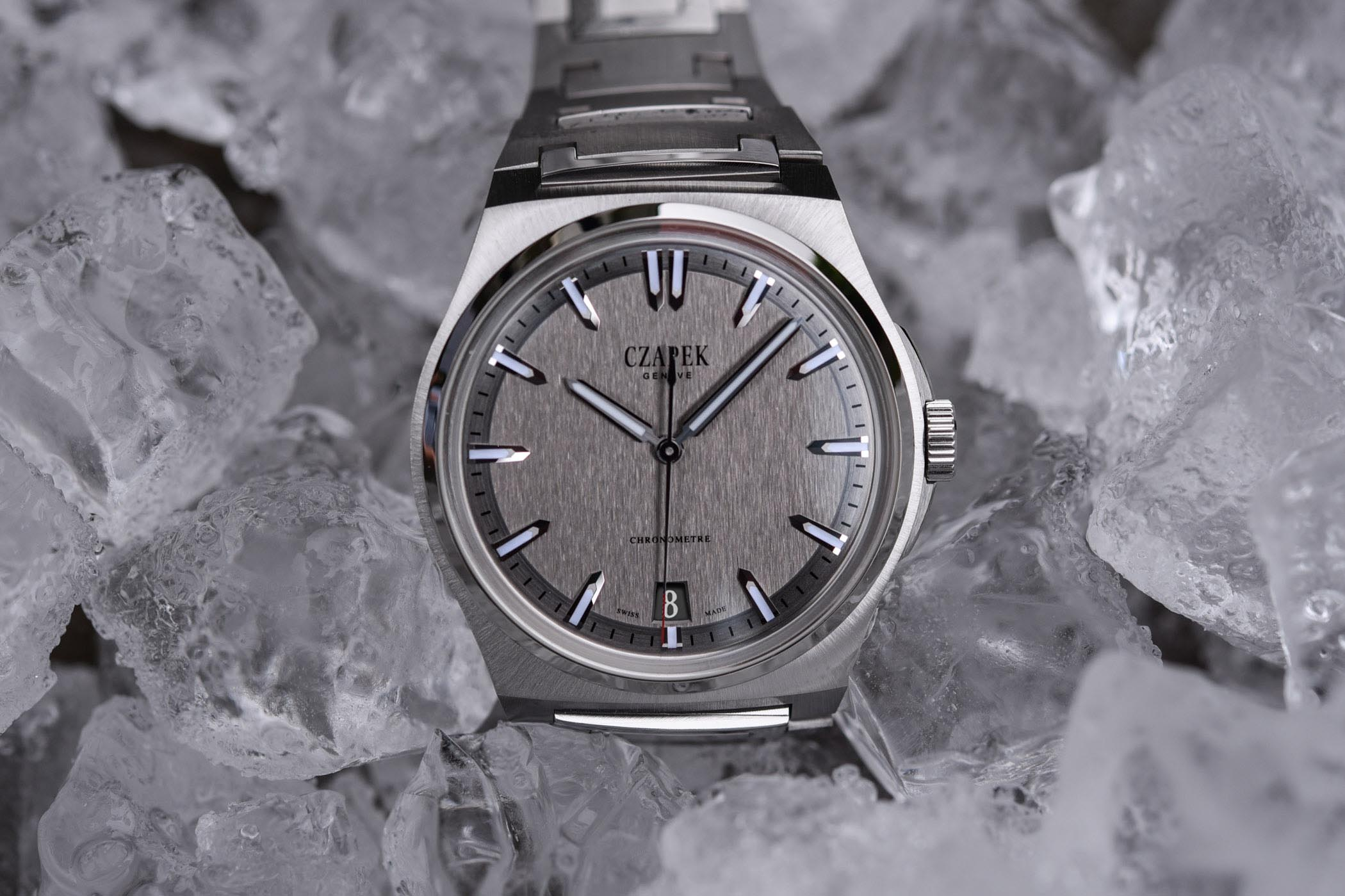 Czapek Antarctique Luxury Sports Watch