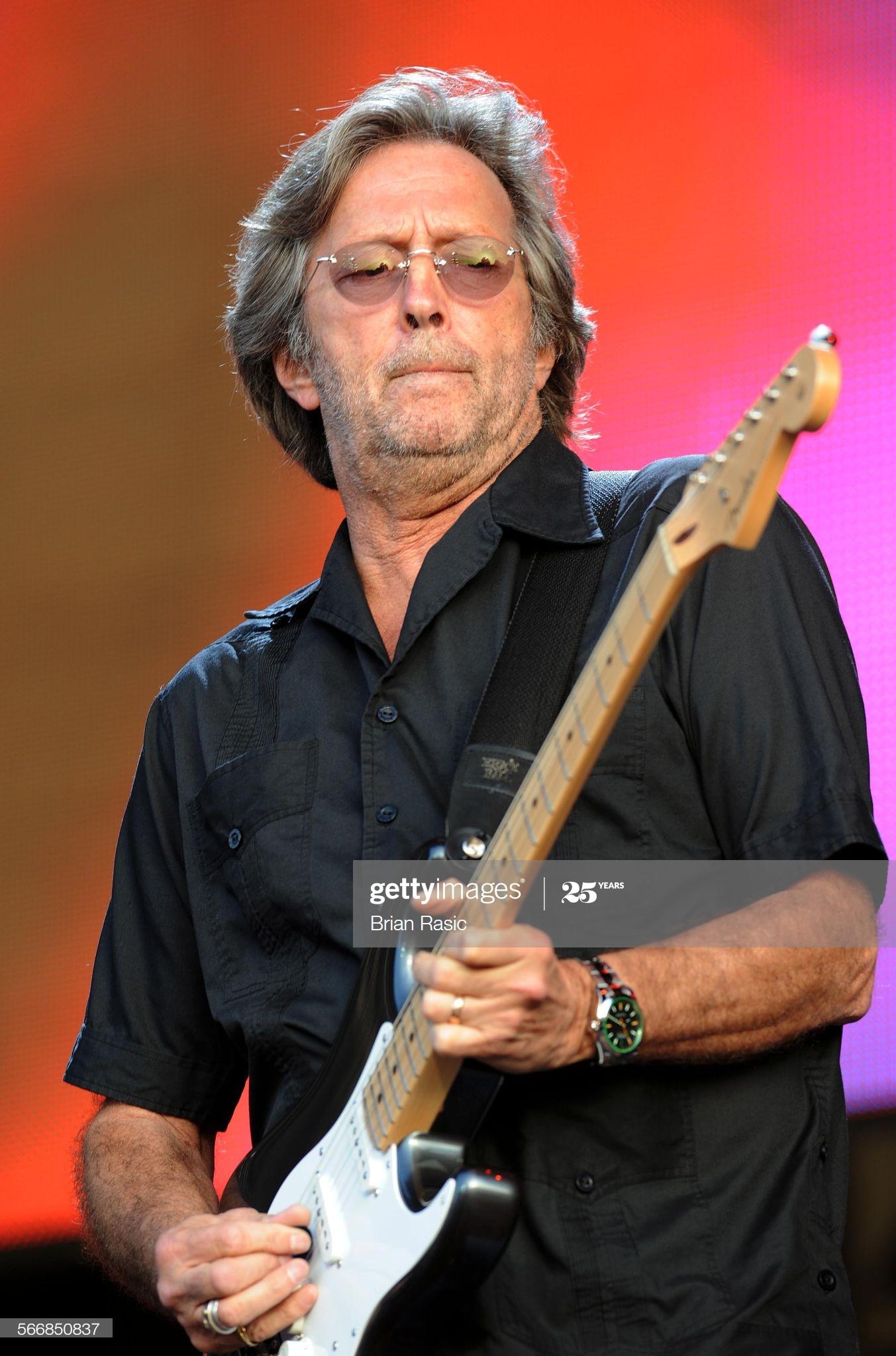 Eric Clapton - Rolex Milgauss