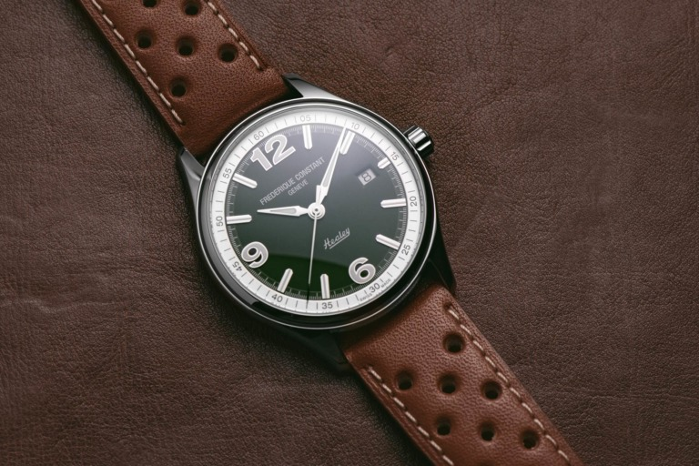 Introducing - Frederique Constant Vintage Rally Healey Automatic