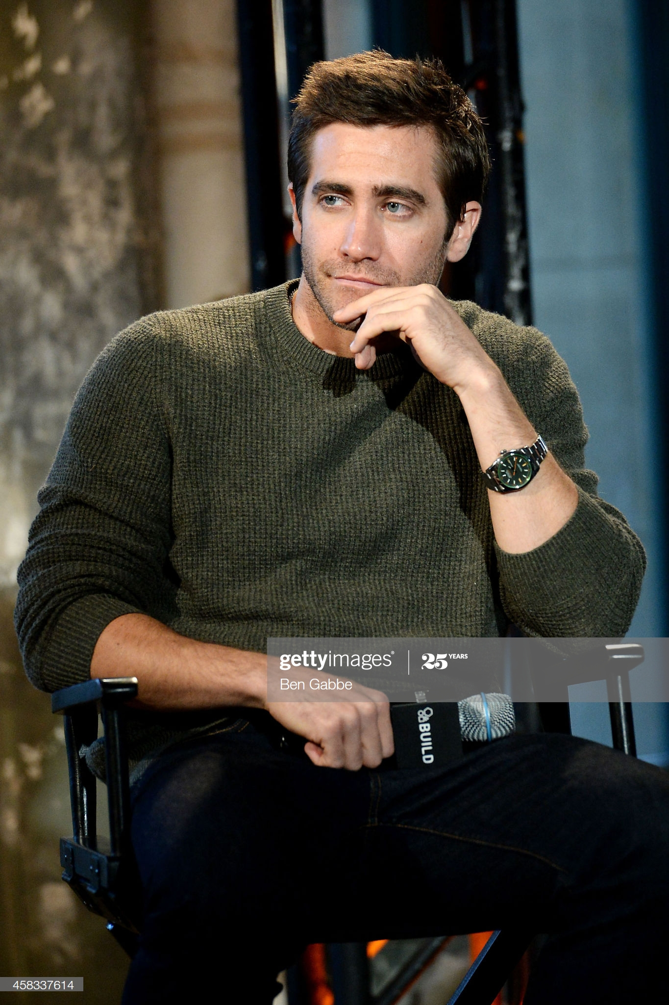 Jake Gyllenhaal - Rolex Milgauss