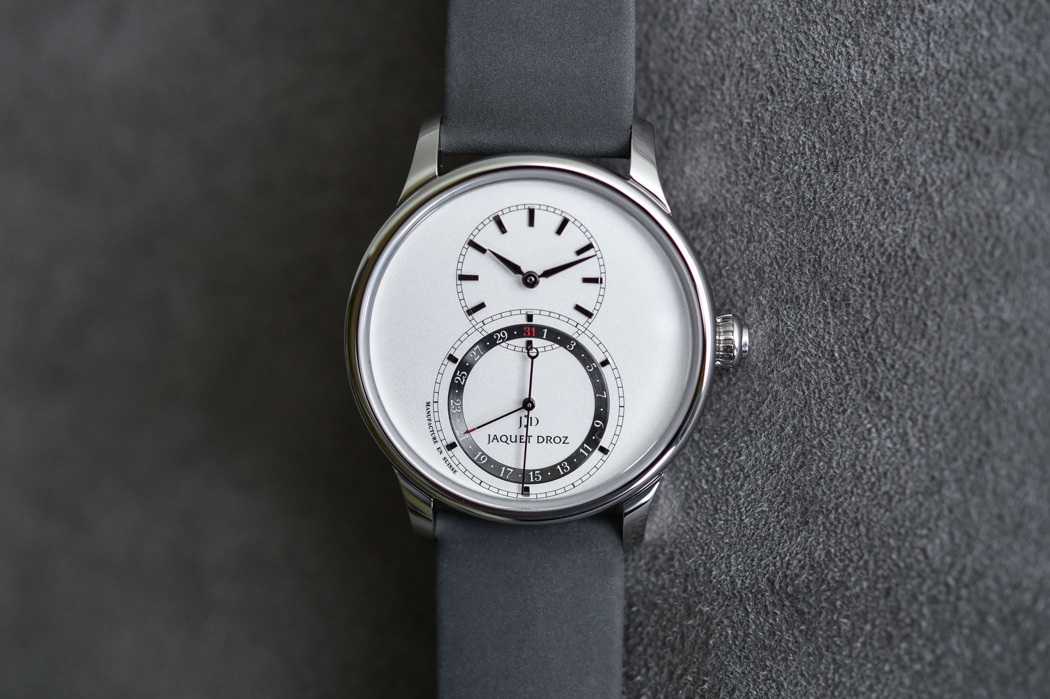 Jaquet Droz Grande Seconde Quantieme 41mm 2020
